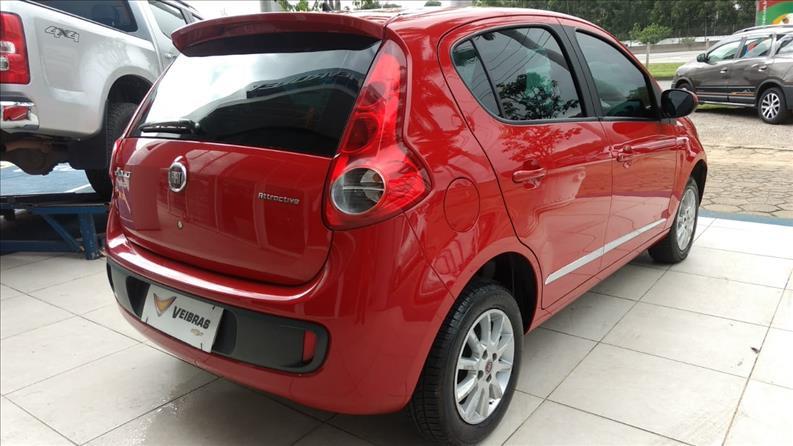 FIAT PALIO MPI Attractive 8V 1.0 2014