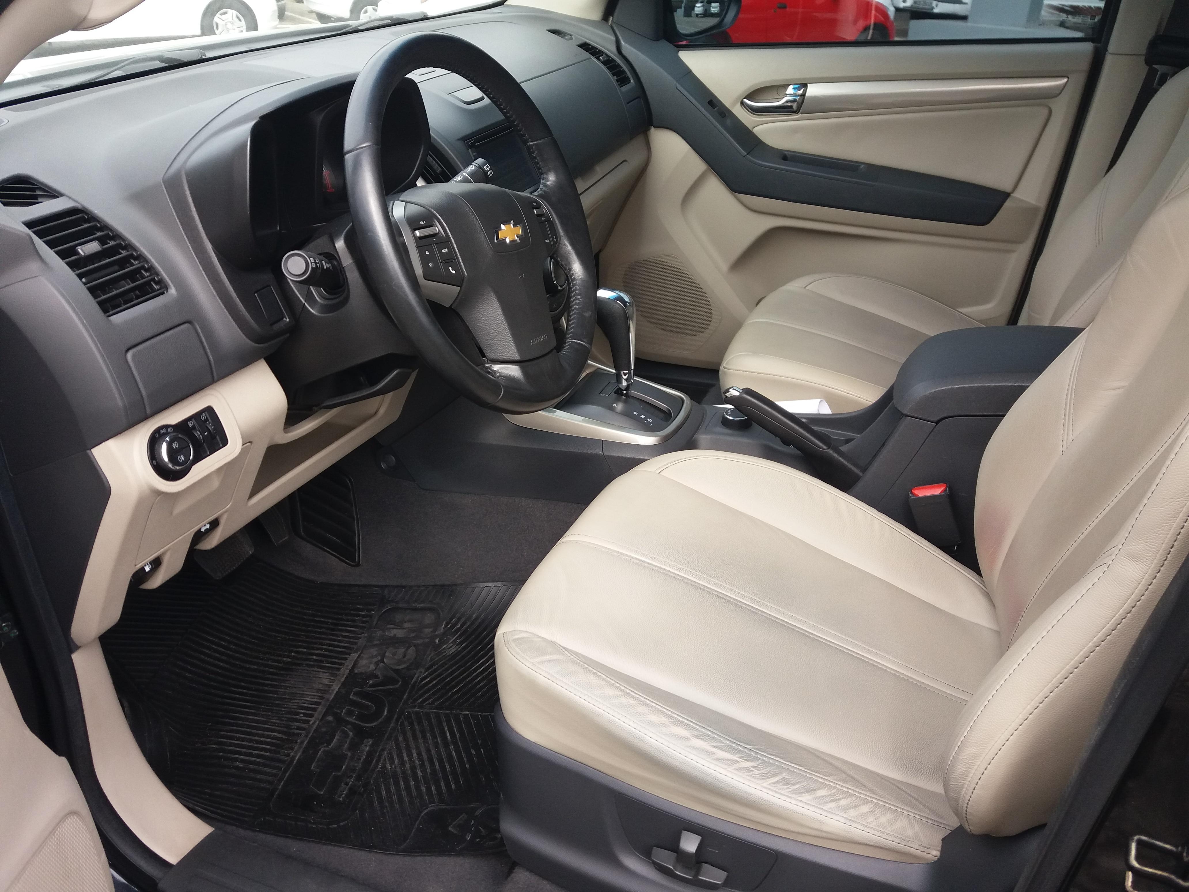 CHEVROLET TRAILBLAZER 3.6 LTZ 4X4 V6 GASOLINA - 2013