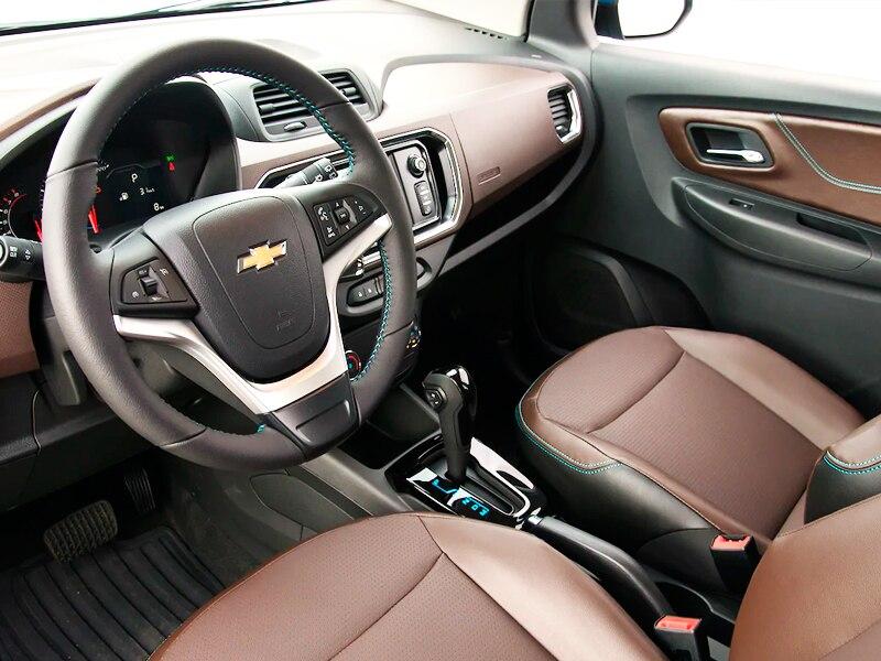 CHEVROLET SPIN LTZ 8V FLEX 4P AUTOMÁTICO 1.8 2019