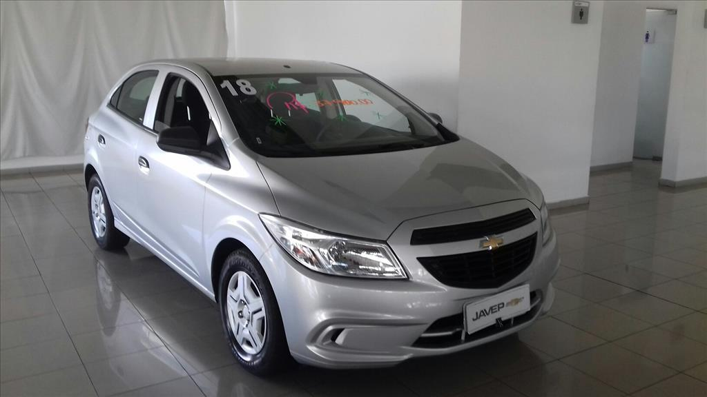 CHEVROLET ONIX MPFI JOY 8V FLEX 4P MANUAL 1.0 2018
