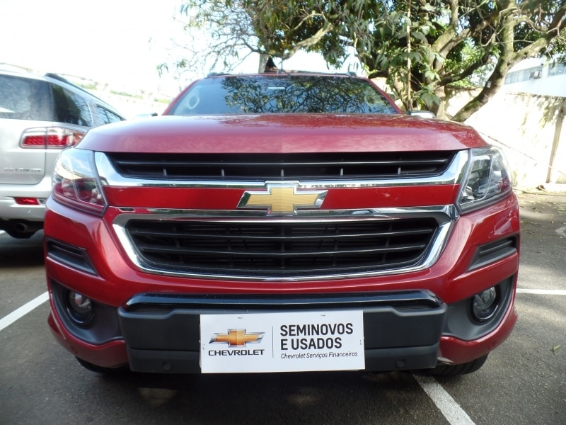 CHEVROLET S10 HIGH COUNTRY 4X4 CD 16V TURBO DIESEL 4P AUTOMATICO 0 2018