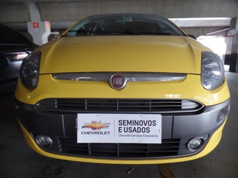 FIAT PUNTO SPORTING 16V FLEX 4P MANUAL 0 2014