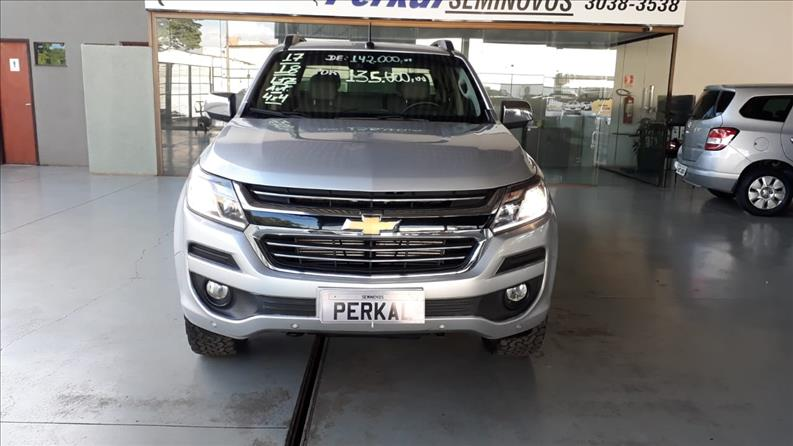 CHEVROLET S10 LTZ 4X4 CD 16V Turbo 2.8 2018