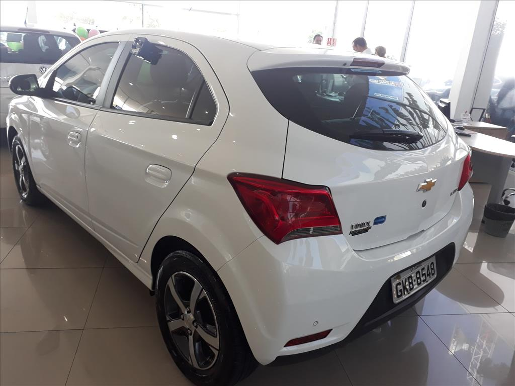 CHEVROLET ONIX MPFI LTZ 8V FLEX 4P MANUAL 1.4 2018