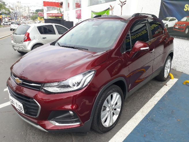 CHEVROLET TRACKER 16V Turbo LTZ 1.4 2017