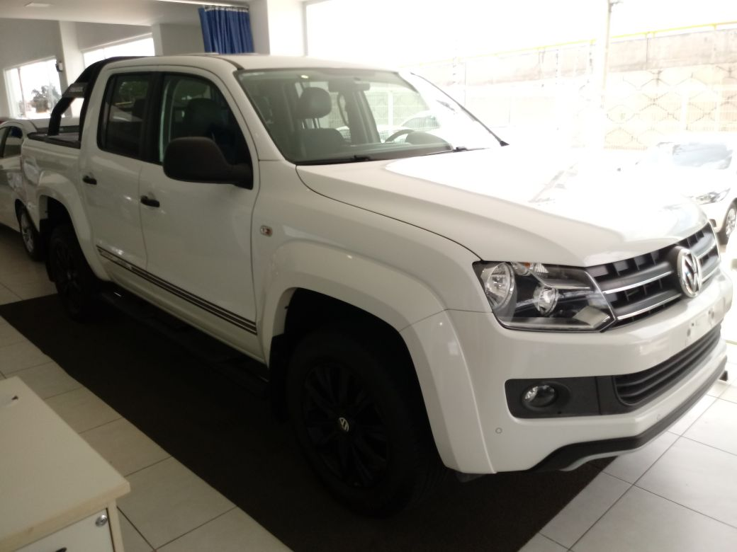 VOLKSWAGEN AMAROK 2.0 DARK LABEL 4X4 CD 16V TURBO INTERCOOLER 2.0 2016
