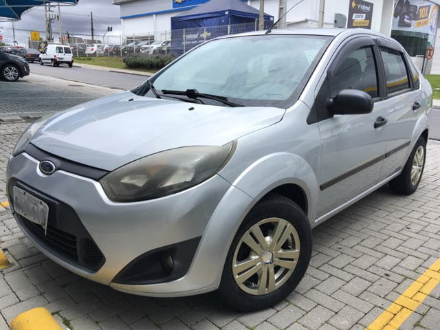 FORD FIESTA 1.6 MPI CLASS SEDAN 8V FLEX 4P MANUAL 1.6 2011