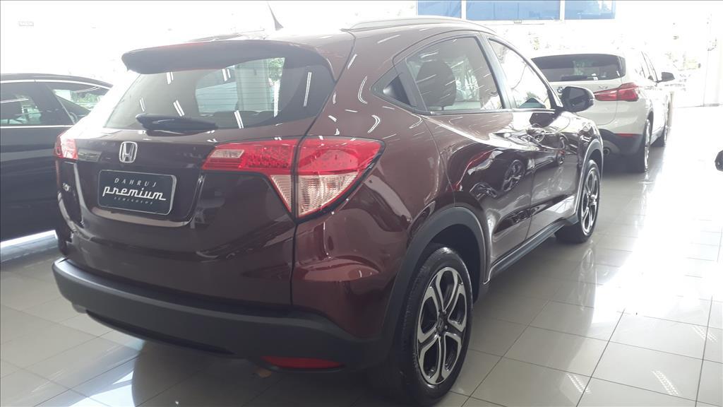 HONDA HR-V 16V FLEX EX 4P AUTOMÁTICO 1.8 2017