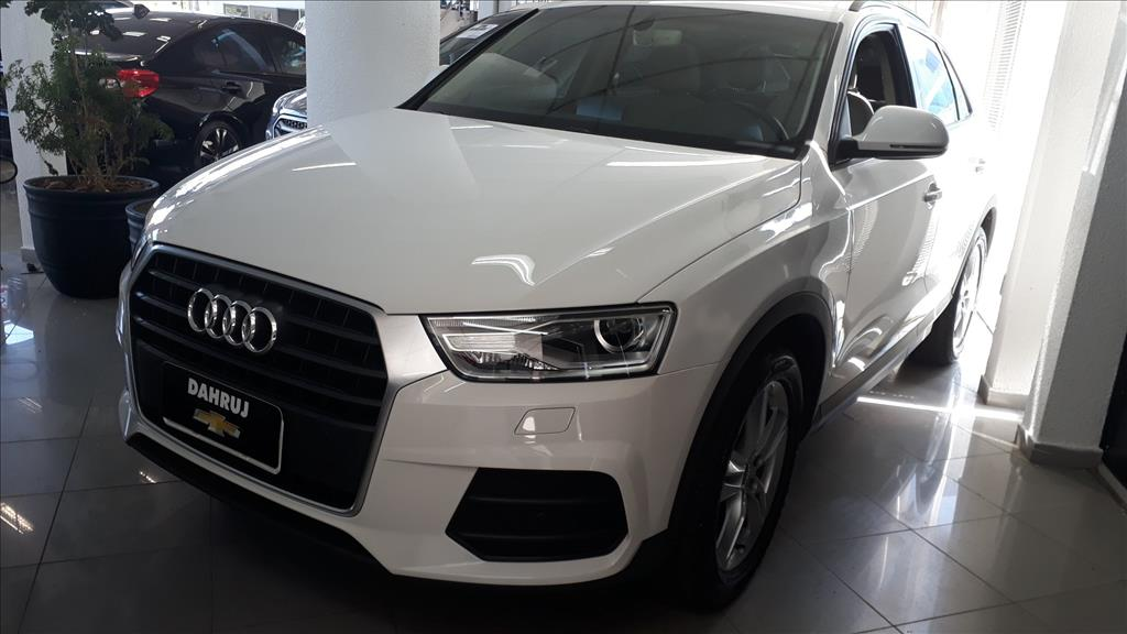 AUDI Q3 TFSI AMBIENTE GASOLINA 4P S TRONIC 1.4 2017