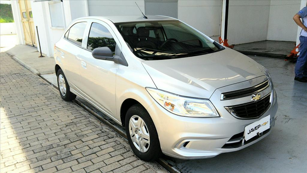 CHEVROLET ONIX MPFI LT 8V FLEX 4P MANUAL 1.0 2015