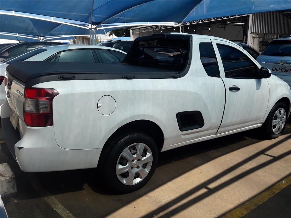 CHEVROLET MONTANA MPFI LS CS 8V FLEX 2P MANUAL 1.4 2015