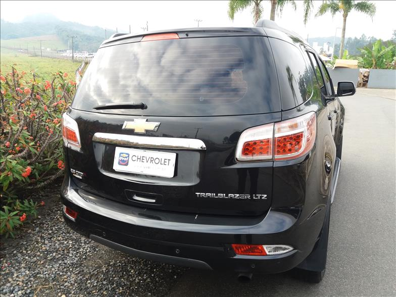 CHEVROLET TRAILBLAZER LTZ 4X4 16V Turbo 2.8 2014