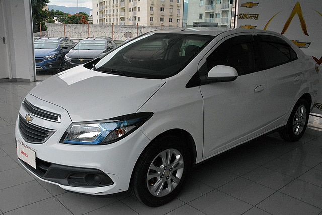CHEVROLET PRISMA MPFI LT 8V FLEX 4P MANUAL 1.4 2015