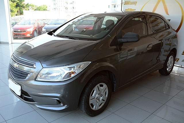 CHEVROLET ONIX MPFI LT 8V FLEX 4P MANUAL 1.4 2018