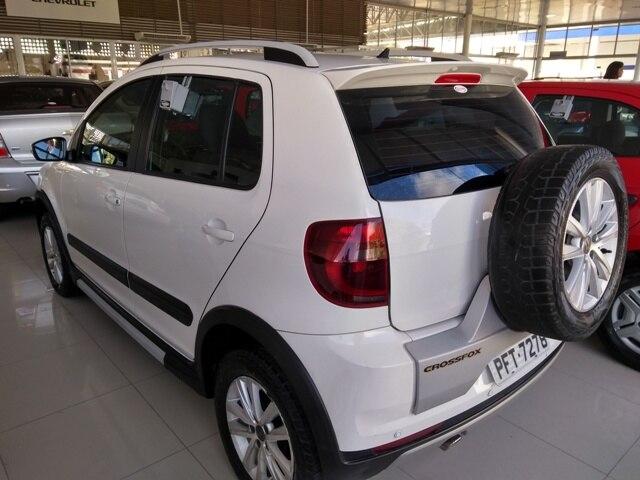 VolksWagen CROSSFOX 1.6 MI FLEX 8V 4P AUTOMATIZADO 1.6 2013