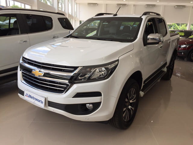 CHEVROLET S10 LTZ 2.8 TURBO DIESEL 4X4 CD AUT 2.8 2017