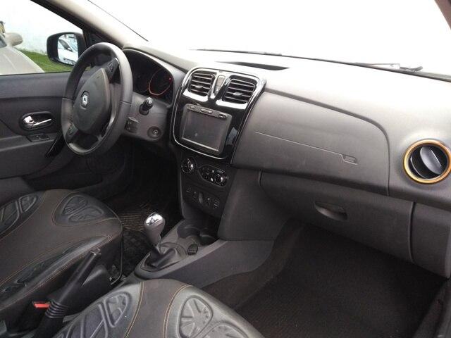 Mazda SANDERO 1.6 STEPWAY 8V FLEX 4P AUTOMATIZADO 1.6 2016