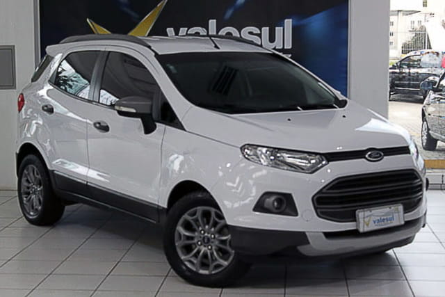 FORD ECOSPORT FREESTYLE 1.6 1.6 2016