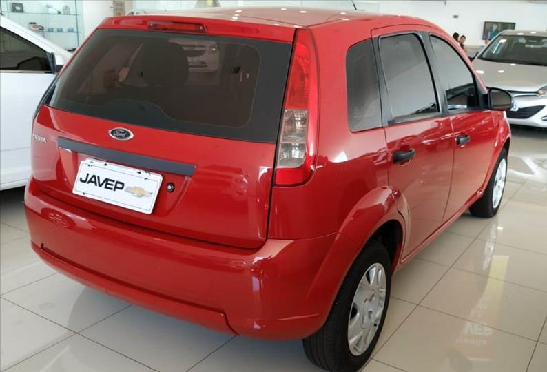 FORD FIESTA Rocam Hatch 8V 1.0 2012