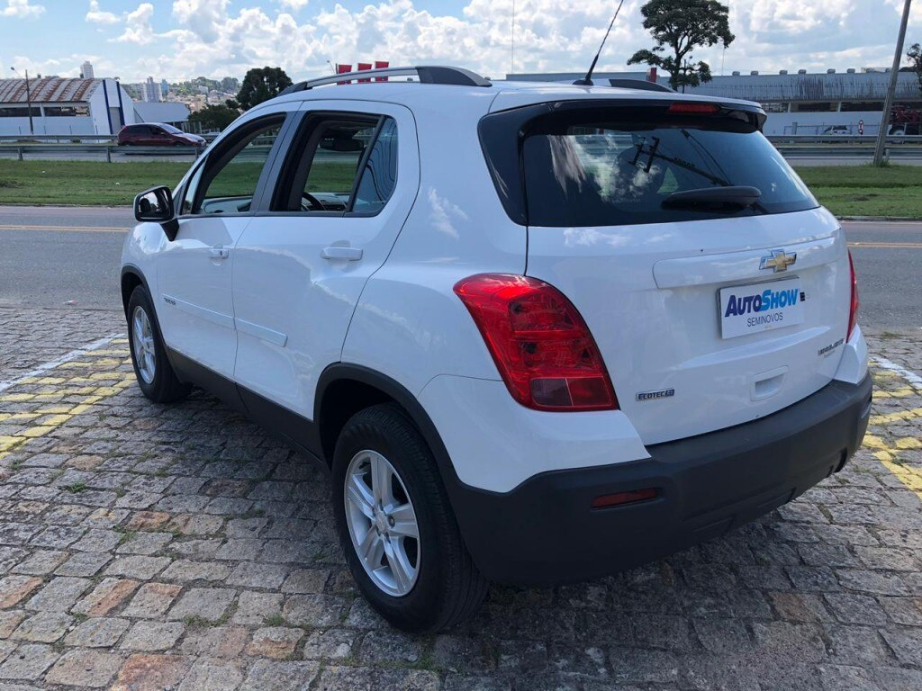 CHEVROLET TRACKER 1.8 LT 2016