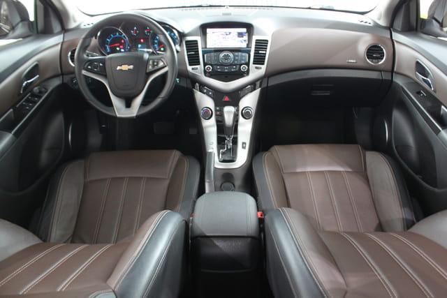 CHEVROLET CRUZE 1.8 LTZ 16V FLEX 4P AUTOMATICO 1.8 2015