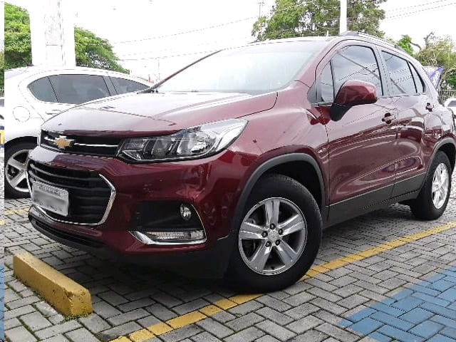 CHEVROLET TRACKER LT 1.4 TURBO 16V FLEX 4X2 AUT. 1.4 2017