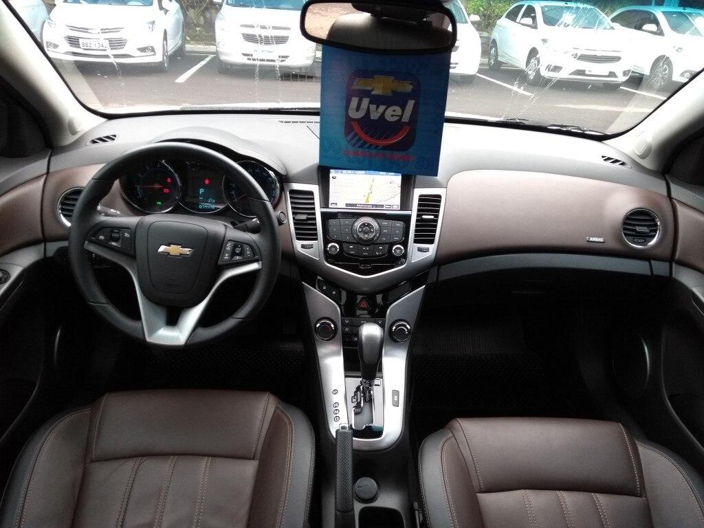 GM CRUZE LTZ 1.8 2015