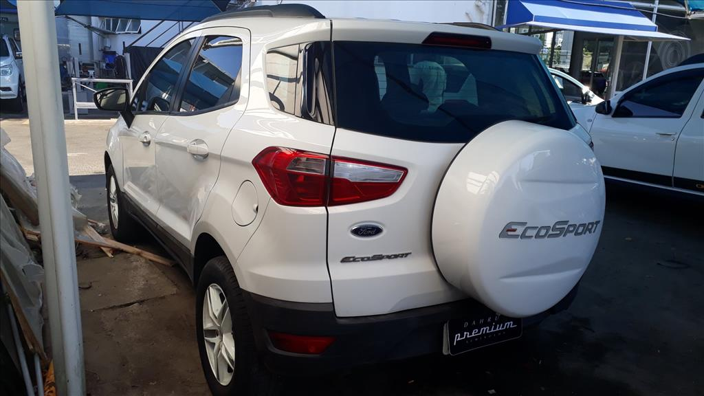 FORD ECOSPORT SE 16V FLEX 4P POWERSHIFT 2.0 2015
