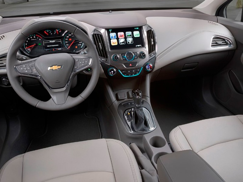 CHEVROLET CRUZE TURBO LTZ 16V FLEX 4P AUTOMÁTICO 1.4 2019