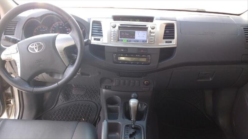 TOYOTA HILUX SRV 4X4 CD 16V Turbo Intercooler 3.0 2013