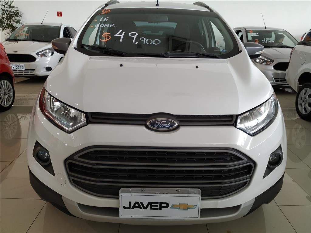 FORD ECOSPORT FREESTYLE 16V FLEX 4P MANUAL 1.6 2015