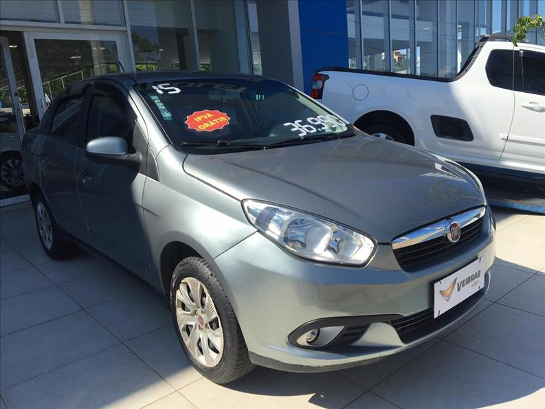FIAT GRAND SIENA MPI Attractive 8V 1.4 2015