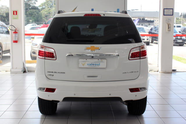 CHEVROLET TRAILBLAZER LTZ 2.8 2.8 2019