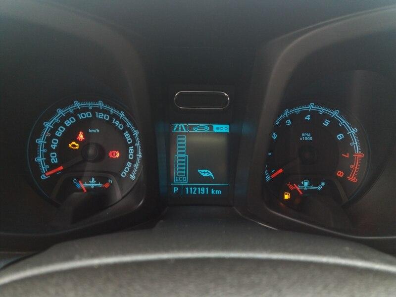 CHEVROLET TRAILBLAZER 3.6 LTZ 4X4 V6 GASOLINA - 2015