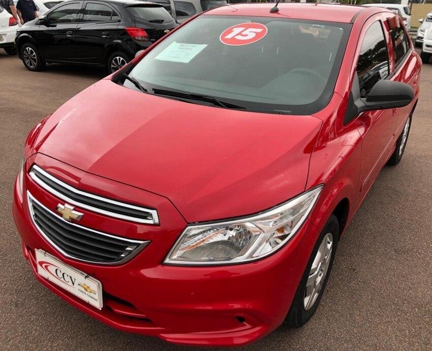 Chevrolet ONIX 1.0 LT MT 4P 1000 2015