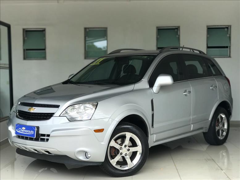 CHEVROLET CAPTIVA SFI AWD V6 24V 3.0 2011
