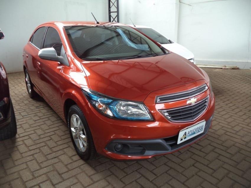 Chevrolet Onix LOLLAPALOOZA 1000 2014