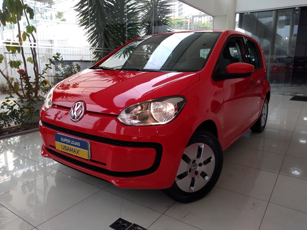 VOLKSWAGEN UP TAKE UP! 1 - 2015