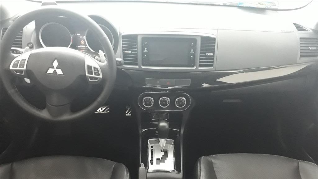 MITSUBISHI LANCER GT 16V GASOLINA 4P AUTOMÁTICO 2.0 2016