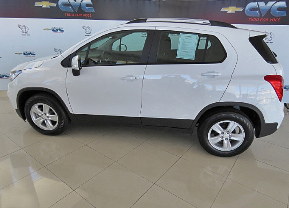 CHEVROLET TRACKER 16V TURBO FLEX LT AUTOMÁTICO 1.4 2018