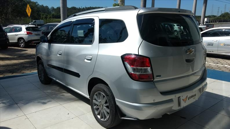 CHEVROLET SPIN Advantage 8V 1.8 2015