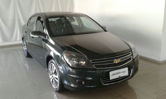 CHEVROLET VECTRA MPFI Collection 8V 2.0 2011