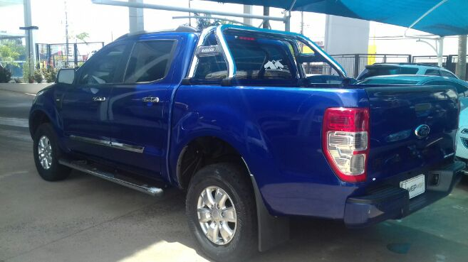 FORD RANGER XLS 4X2 CD 16V 2.5 2014