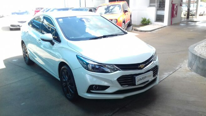 CHEVROLET CRUZE Turbo LTZ 16V 1.4 2017