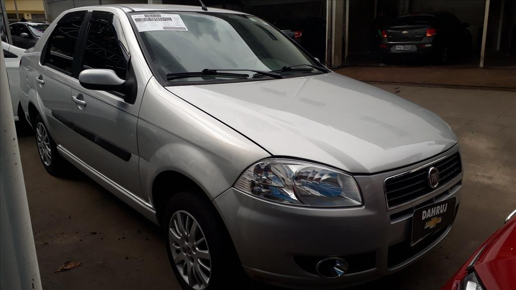 FIAT SIENA MPI EL 8V FLEX 4P MANUAL 1.0 2011