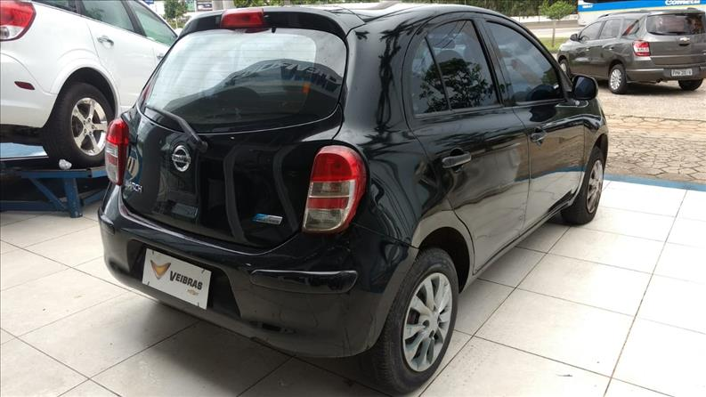 NISSAN MARCH S 16V 1.0 2012