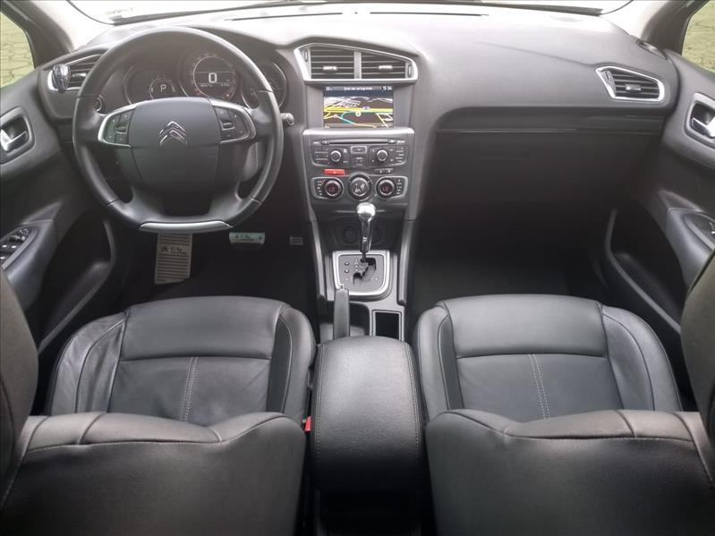 CITROËN C4 LOUNGE Exclusive 16V Turbo 1.6 2015