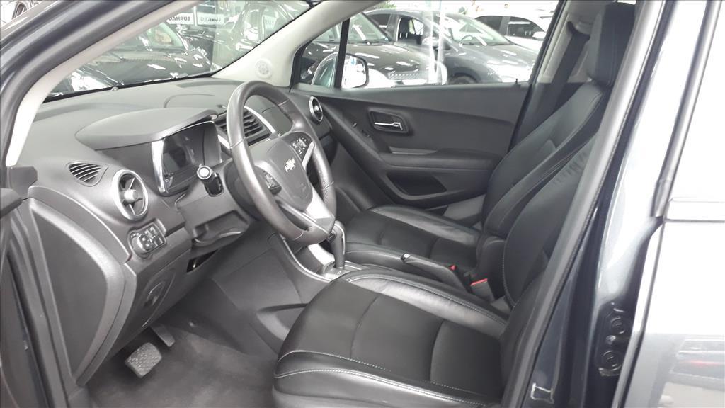 CHEVROLET TRACKER MPFI LTZ 4X2 16V FLEX 4P AUTOMÁTICO 1.8 2014