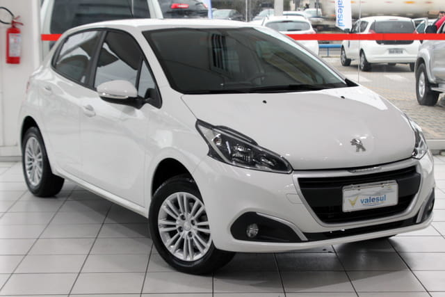 PEUGEOT 208 1.2 ACTIVE PACK 12V FLEX 4P MANUAL 1.2 2017