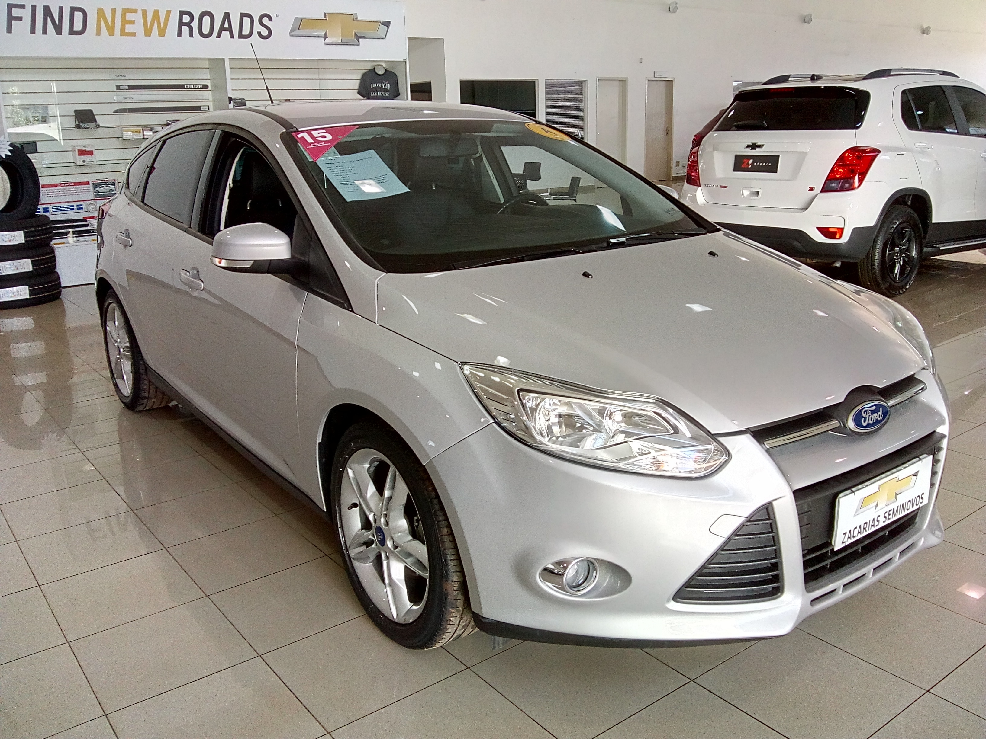 FORD FOCUS SE AT 2.0 H 2.0 2015